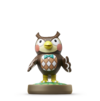 Amiibo - Animal Crossing - Blathers
