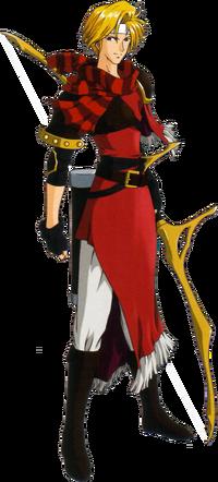 Jeorge (Fire Emblem Monshou no Nazo)