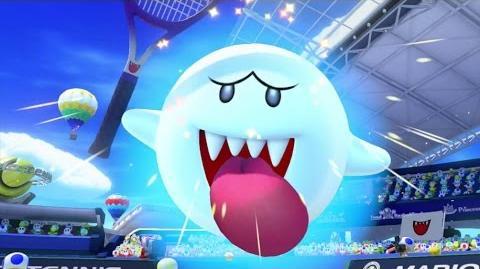 Mario Tennis Ultra Smash Walkthrough Part 11 - Knockout Challenge (Unlocking Star Boo)