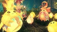 Riki and his children