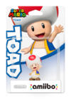 Amiibo - SM - Toad - Box