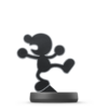 Amiibo - SSB - Mr. Game & Watch