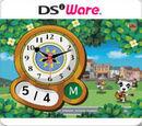 Animal Crossing Clock