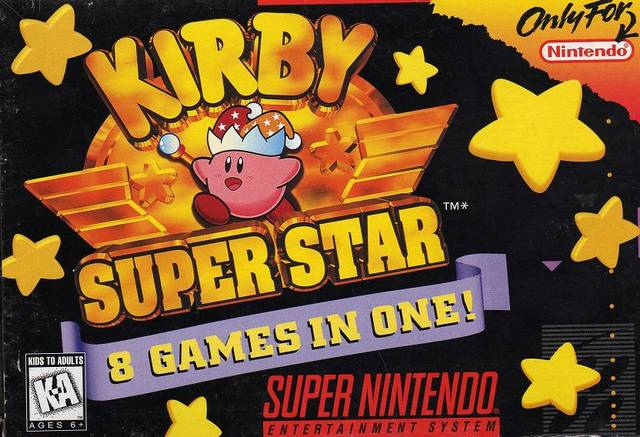 kirby super star nintendo fandom powered by wikia