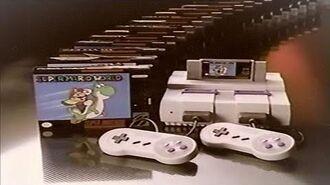 Super Mario World for Super Nintendo, (1991) TV Commercial 3, HD