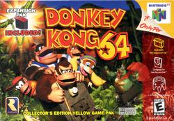 Donkey Kong 64 (NA)