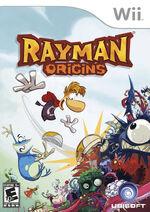 Rayman Origins (Wii) (NA)
