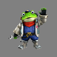 Slippy Toad (Star Fox Zero)