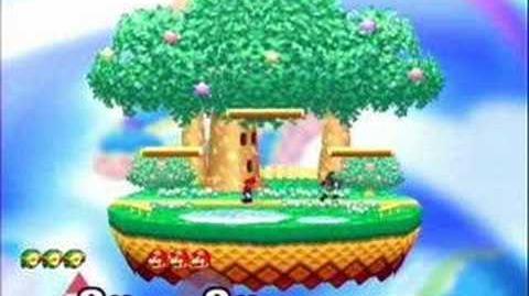 Super Smash Bros Melee - Gourmet Race (N64)