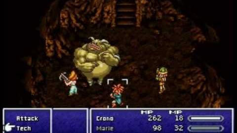 Chrono Trigger DS - Boss 7 Masa and Mune
