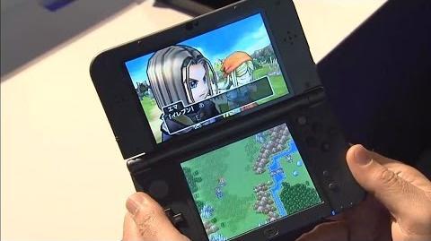 Dragon Quest XI/videos