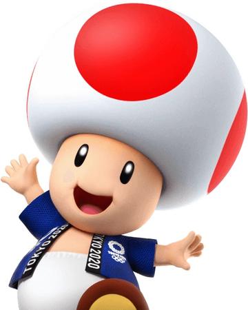 Toad Character Nintendo Fandom