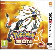 Pokémon Sun (EU)