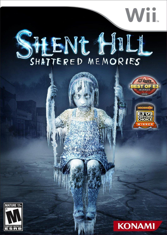 Image silent hill shattered memories (na). Jpg | nintendo.