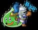 Slime-Knight bye-bye