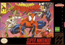 The Amazing Spider-Man Lethal Foes