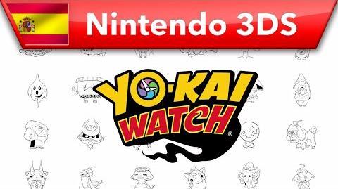YO-KAI WATCH - Tráiler E3 2015 (Nintendo 3DS)-0