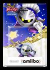 Amiibo - Kirby - Meta Knight - Box