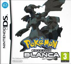 Pokémon Edición Blanco