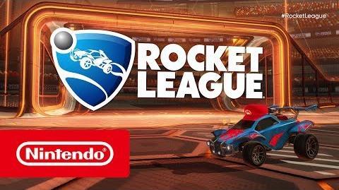 CuBaN VeRcEttI/Rocket League se estrenará en Nintendo Switch en 2017