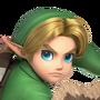 Young Link smash icon