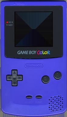 Console Portátil Game Boy Color