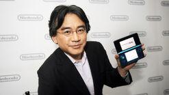Satoru Iwata 1