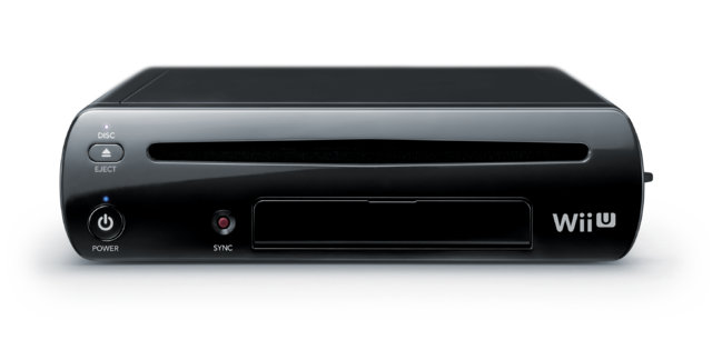 Image - Wii U - Console (Black) 01.png | Nintendo | FANDOM ...