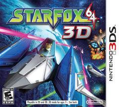 Box NA - Star Fox 64 3D