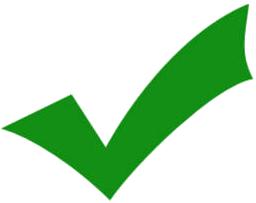 Afbeeldingsresultaat voor checkmark