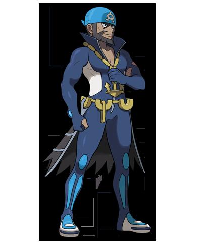 Archie Team Aqua Cosplay