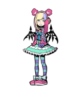 The World Ends with You Final Remix - Character Art - Coco 1