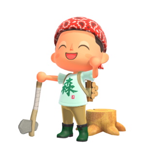 Animal Crossing New Horizons - Character artwork 08