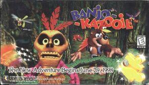 Banjo-Kazooie VHS