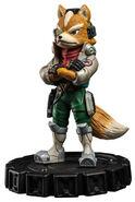 Fox McCloud Statue B&DA