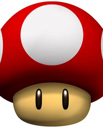 Super Mushroom Nintendo Fandom