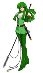 Palla (Fire Emblem Monshou no Nazo)