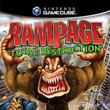 Rampage Total Destruction Gallery Nintendo Fandom