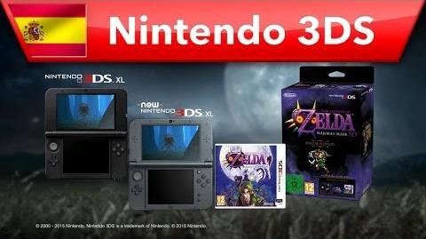 The Legend of Zelda Majora's Mask- Llega la aventura más tenebrosa de Link (Nintendo 3DS)