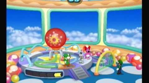 Mario Party 7 - Balloon Busters