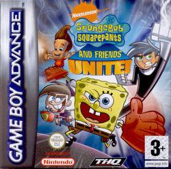 Nicktoons Unite (GBA) (NA)