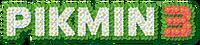 Pikmin 3 logo final