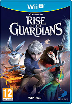 Rise of the Guardians WiiU (EU)