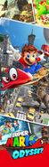 Super Mario Odyssey - Key Art 05