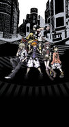 The World Ends with You Final Remix - Key Art 02