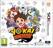 YO-KAI Watch - Boxart UK