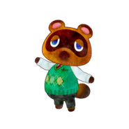 Animal Crossing - Happy Home Designer - Char 02