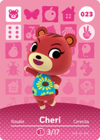 Animal Crossing Amiibo Card 023