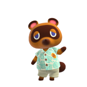 Animal Crossing New Horizons - Tom Nook