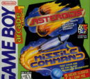 Arcade Classic 1: Asteroids + Missile Command